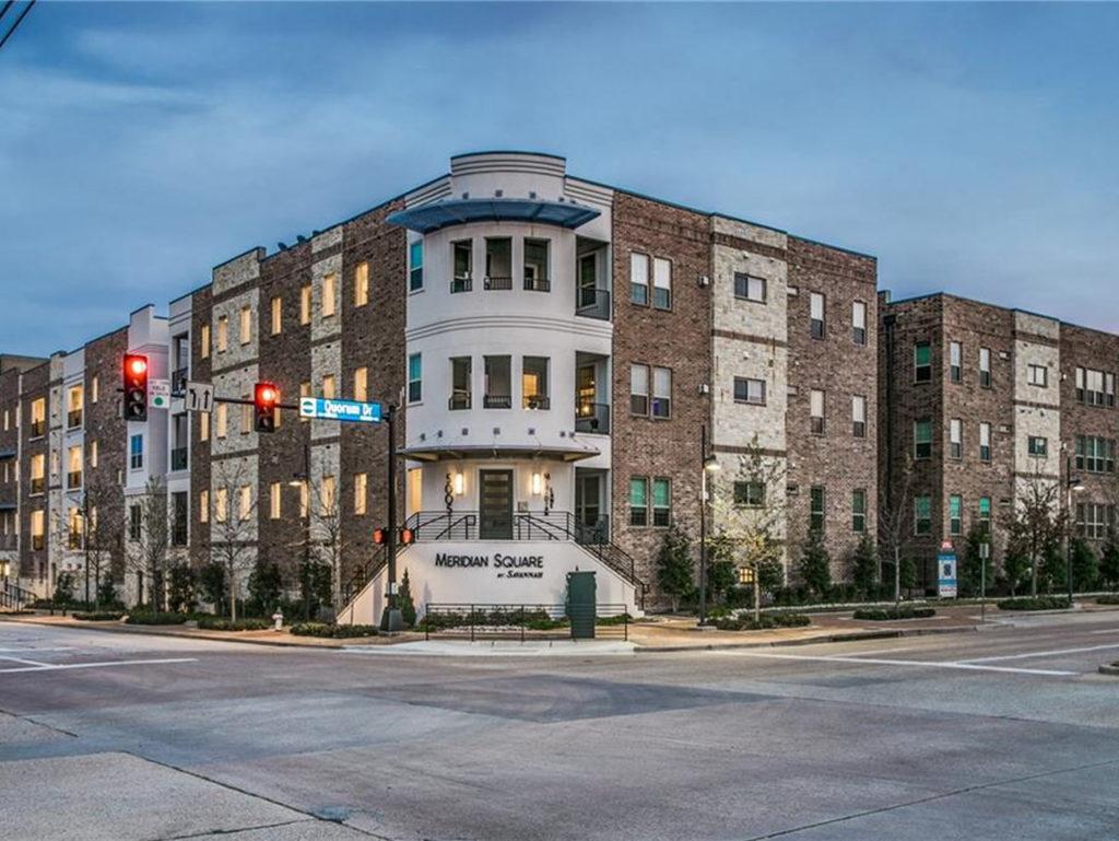 Meridian Square Condominiums Exterior