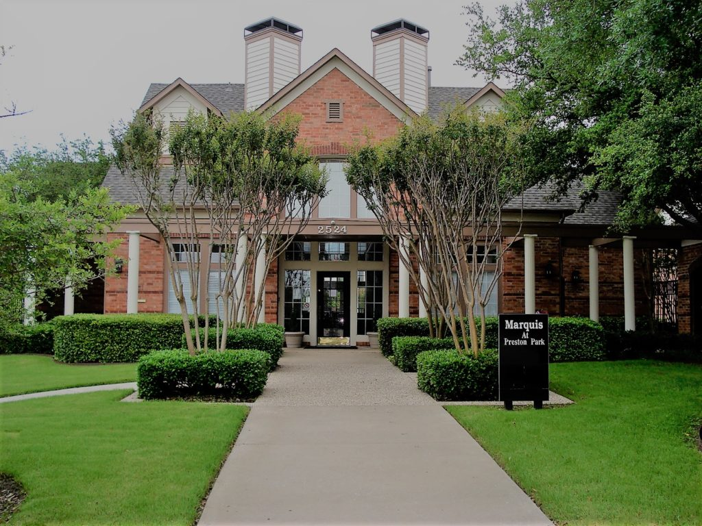 Group Realty - Dallas-Based Real Estate Marketing Firm - Marquis at Preston Park
