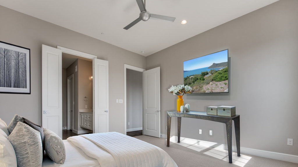 Meridian Square Interior - Bedroom